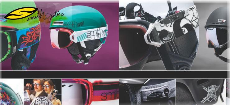 Smith Snowboardhelme & Goggles bei Alohasports.de